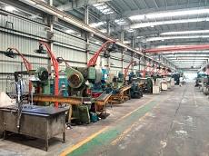 宝钢集团——车辆轮辋生产线液压系统