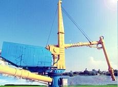 装卸船机液压系统(上海散装物料输送、装卸过程装备公司)