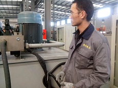 车辆轮辋液压系统项目(贝特尔控股集团)
