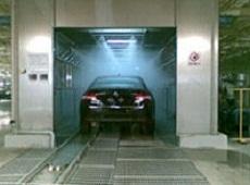 车辆淋雨喷淋液压系统项目